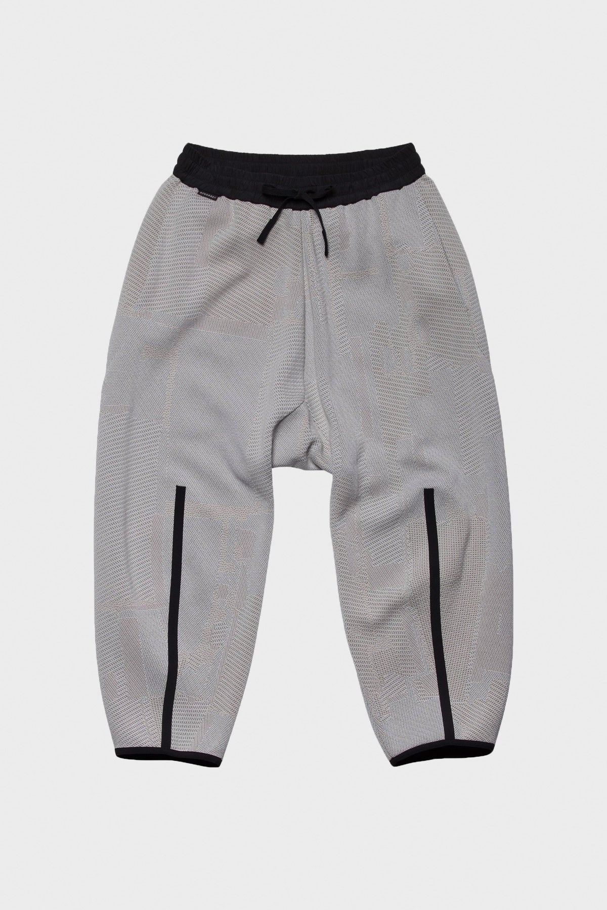 BYBORRE - Tapered Crop Pants - Stone - Canoe Club