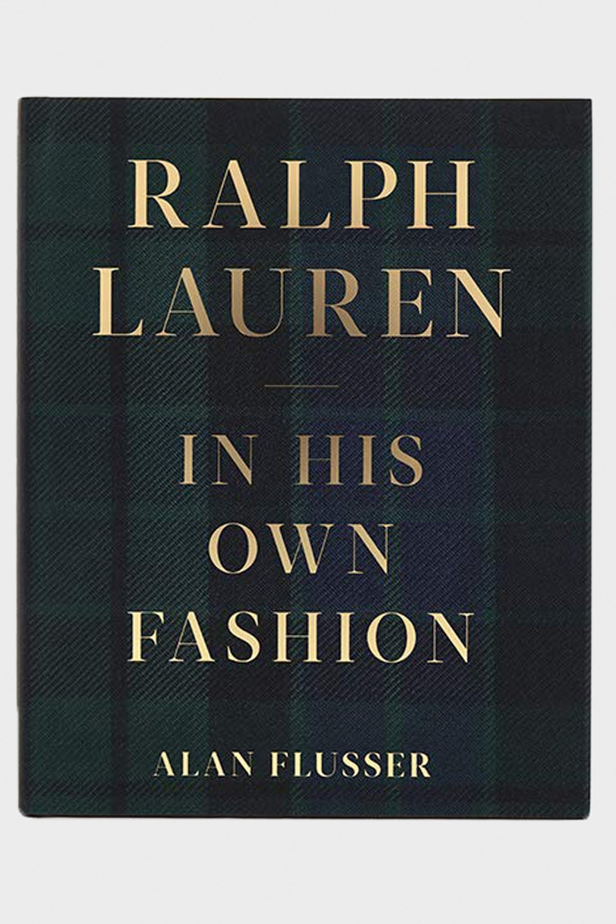 Hachette Books - Ralph Lauren: In His Own Fashion - Canoe Club