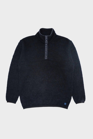 nanamica Nanamican Pullover Sweater - Dark Navy