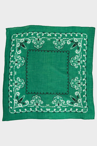 Bandana No. 3 - Green