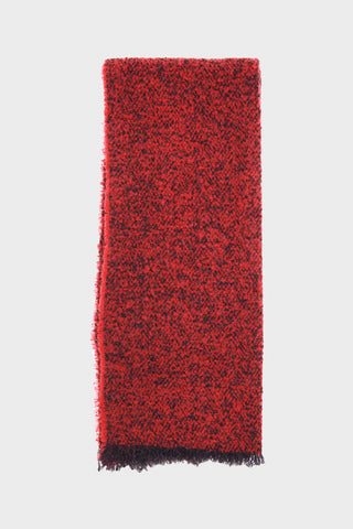 destin Uncle Twist - Sciarpa Scarf - Red Melange
