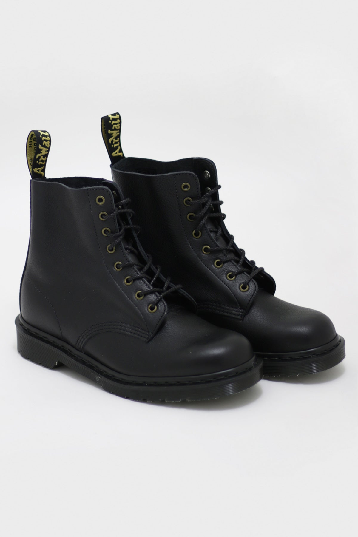 Dr. Martens - 1460 Pascal Culatta Full Grain - Black - Canoe Club