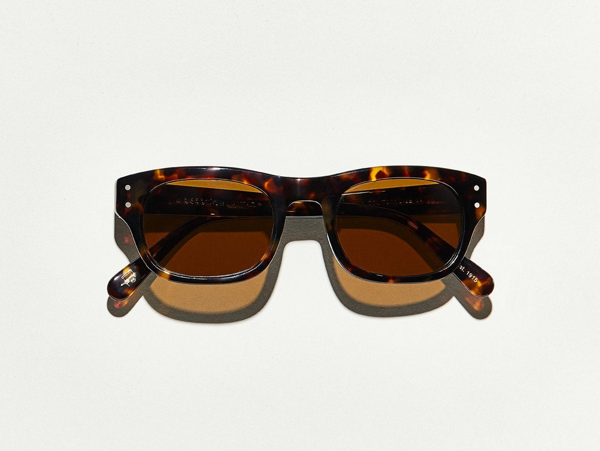 Moscot - Nebb - Tortoise/Brown Lenses - Canoe Club