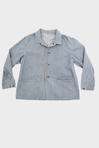 Chimala Railroad Jacket - Hickory