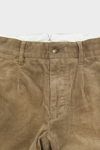 engineered garments Andover Pant - Khaki  Corduroy