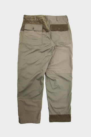 engineered garments Fatigue Pant - Khaki Flat Twill