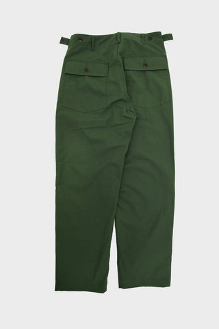 Workaday by Engineered Garments Fatigue Pant- Olive Ripstop