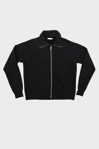 Lady White Co. Full Zip Jacket - Black