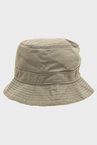 corridor clothing nyc Bucket Hat - Khaki Twill