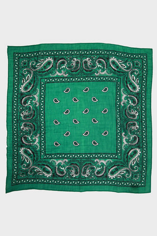 Bandana No. 1 - Green