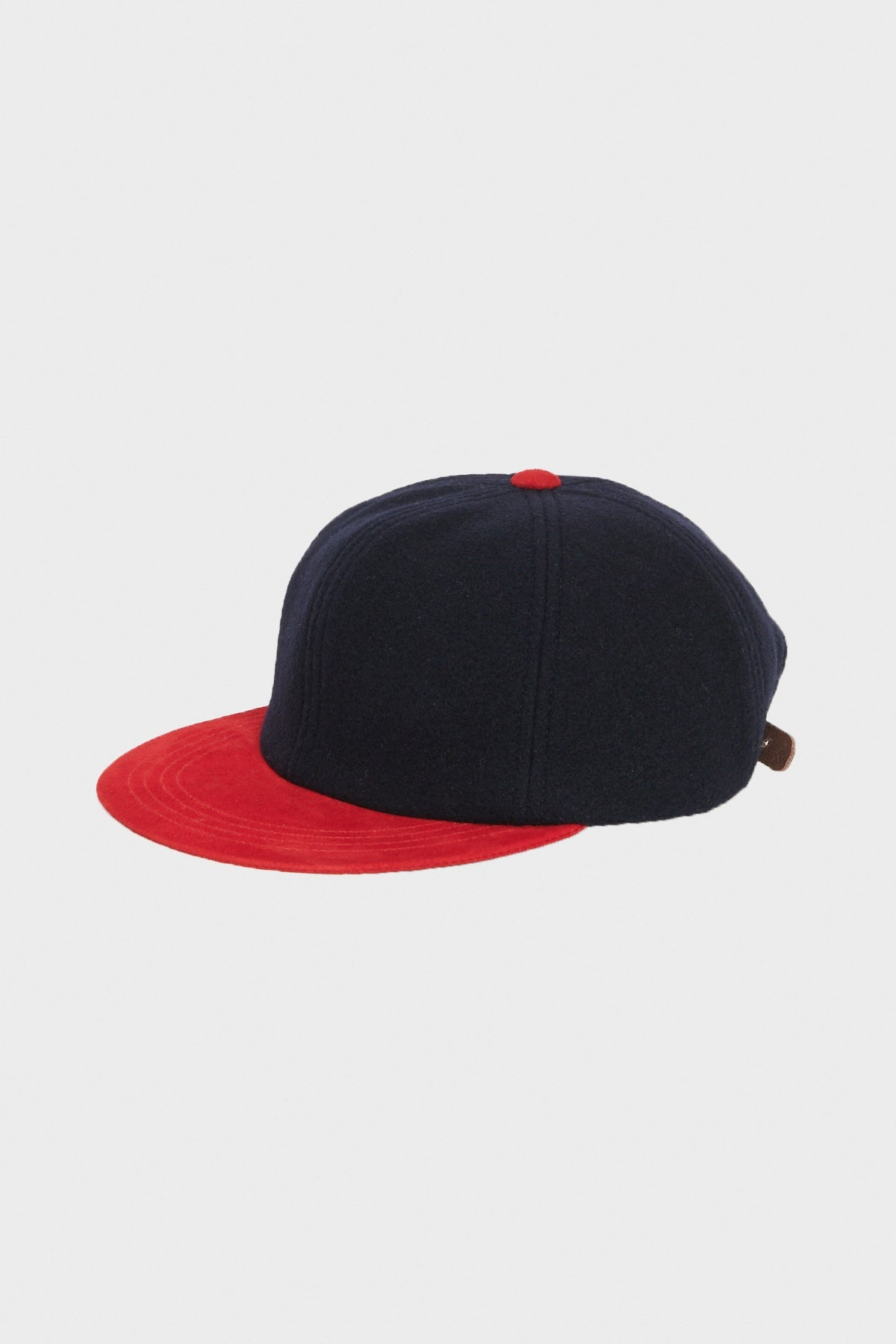 hender scheme 2 Tone Wool Cap - Navy/Red