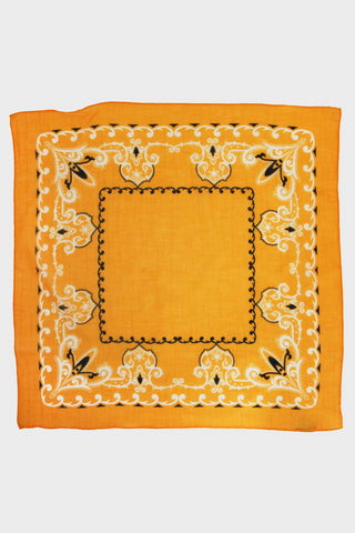Bandana No. 3 - Goldenrod