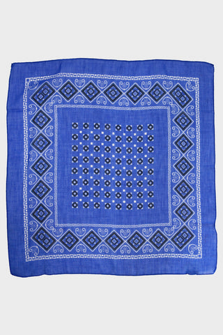 Bandana No. 2 - Blue