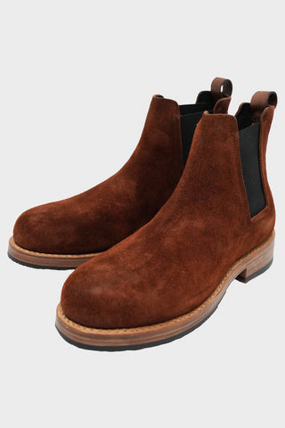 feit Chelsea Rubber boots - Brown