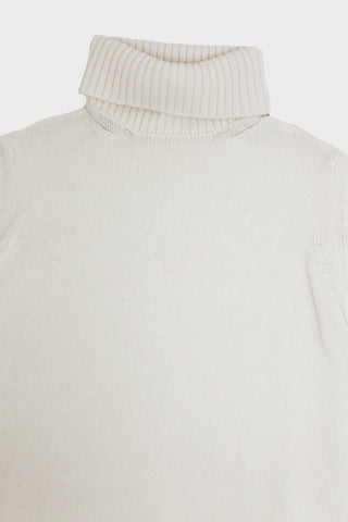 fortela Dolce Vita Turtleneck Sweater - Ivory