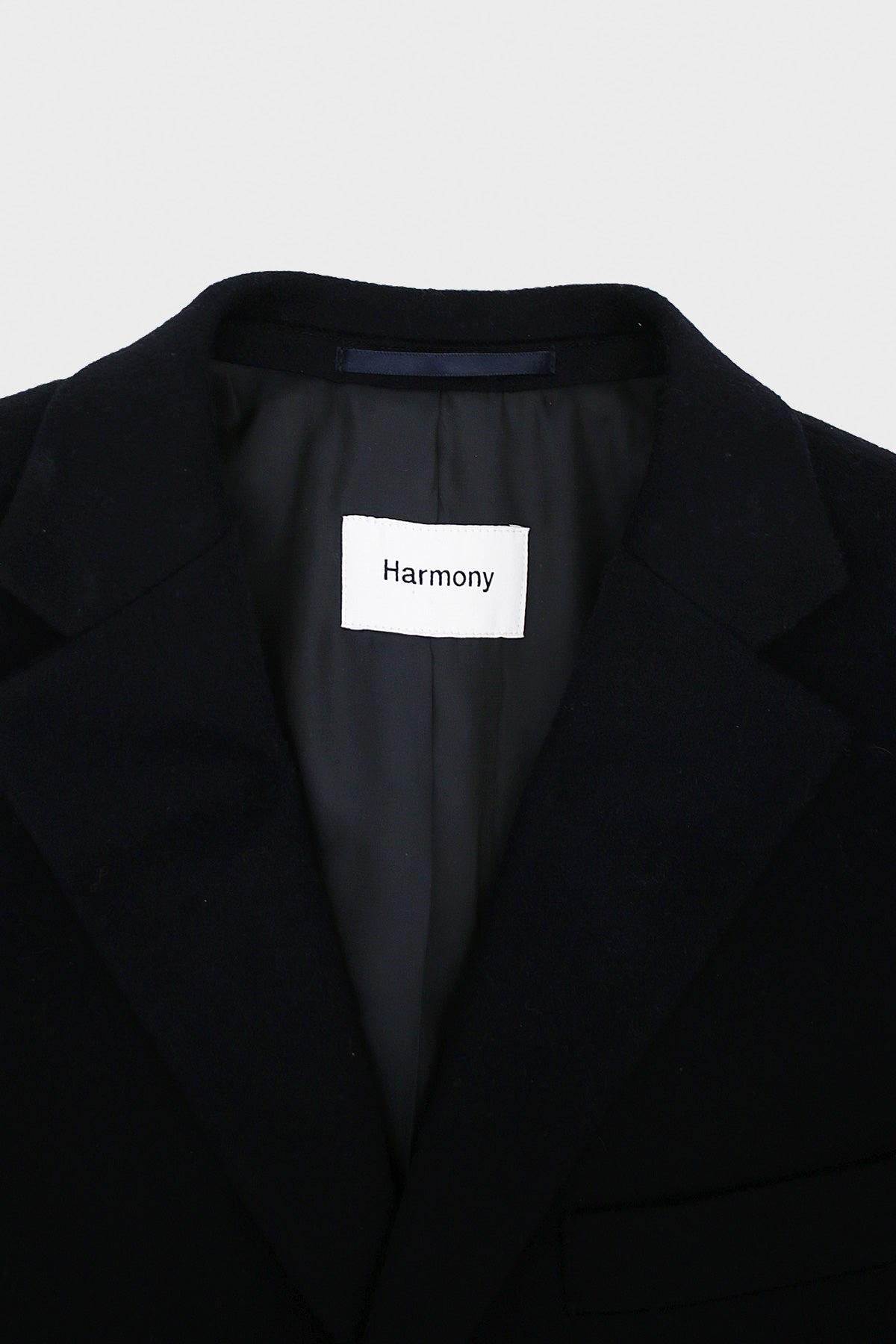Harmony - Apollo Coat - Navy - Canoe Club