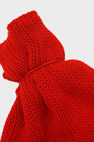 hender scheme Bundle Cotton Knit Cap - Red