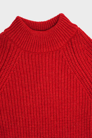 homecore Pedro Sweater - Red