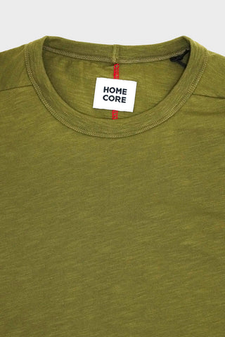 homecore Rodger Bio T-Shirt - Khaki