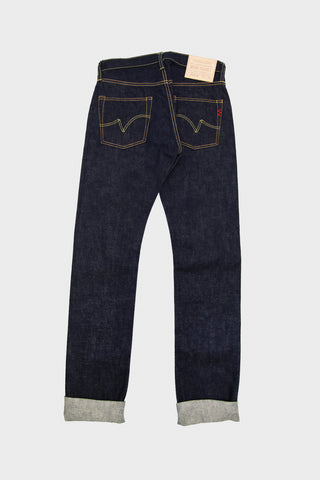 iron heart IH-555S in 16 ounce classic denim
