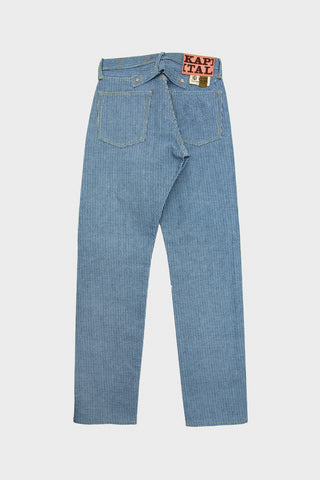 Kapital Century Denim No.3-S+A MONKEY CISCO