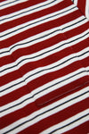 Yard Tee - Red Stripe
