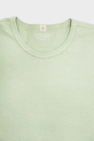 lady white co Our T-Shirt - Mint Fog