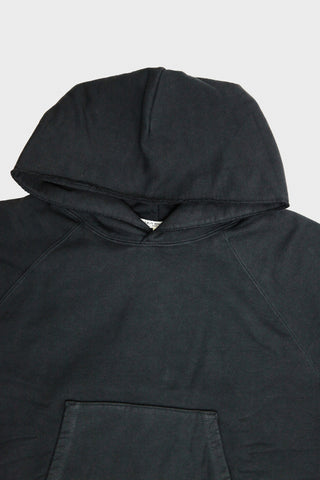 lady white co. Super Weighted Hoodie - Faded Black
