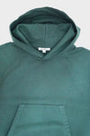 Super Weighted Hoodie - Ink Green