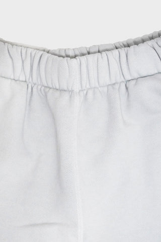lady white co Sweat Short - Stone Grey