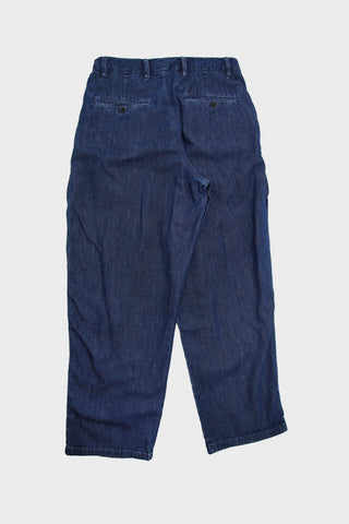 levi's made and crafted Baggy Trouser - Cascade