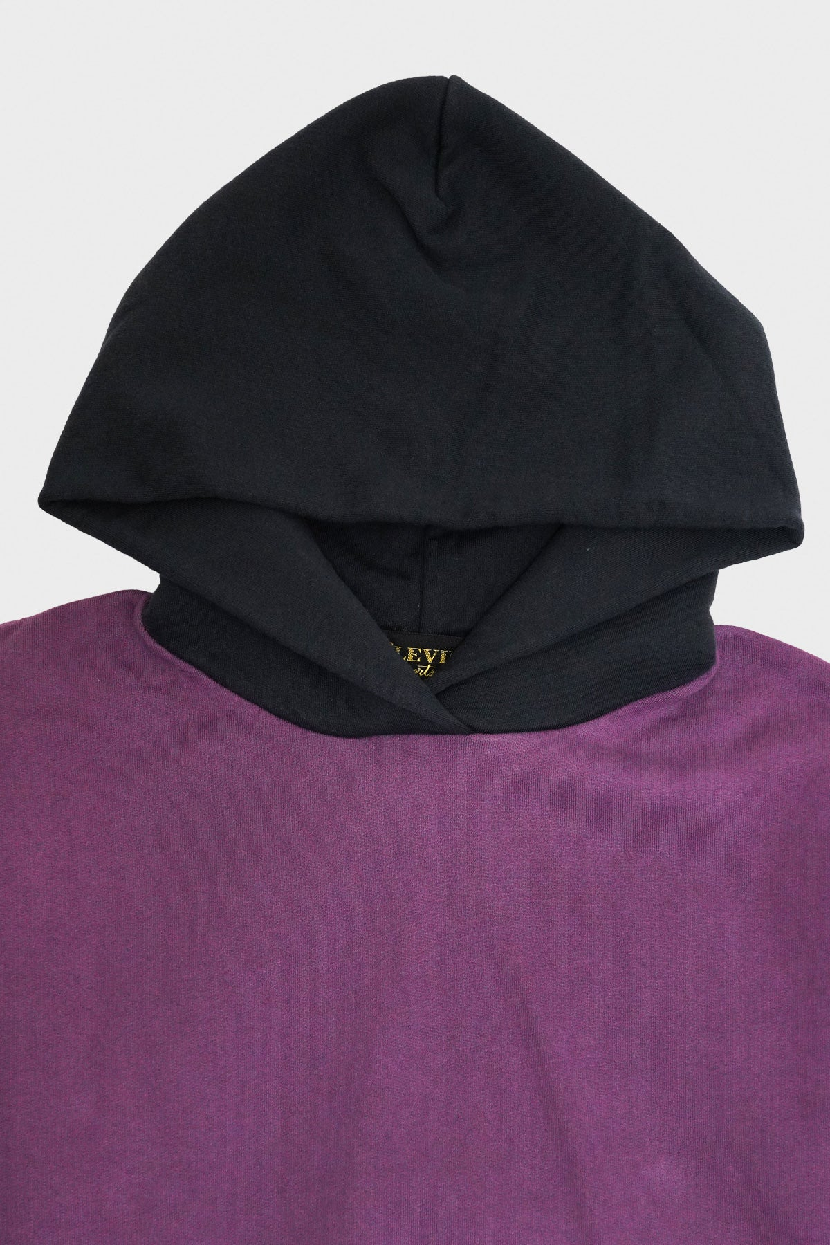 levis vintage clothing lvc 1950's Hoodie - Purple Black