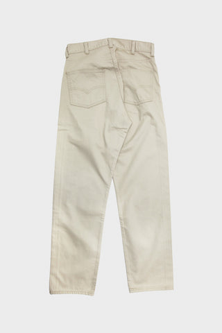 levi's vintage clothing lvc 5 Pocket Sateen pants - Crème Brulee