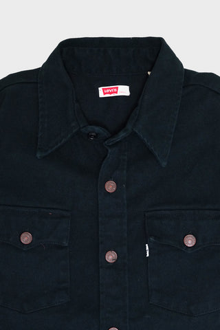 levi's vintage clothing Shirt Jacket - Electric Check Caviar