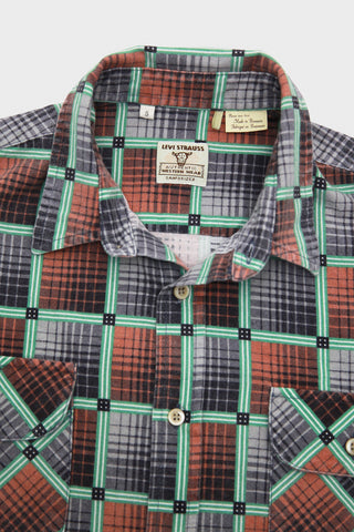 levis vintage clothing lvc Shorthorn Shirt - Mint Green