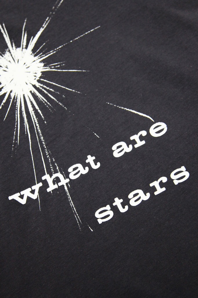 176f63d0 Levi's Vintage Clothing What Are Stars Graphic Tee | Black | LVC | Canoe  Club