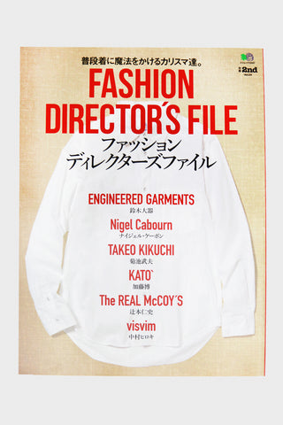 Fashion Director's File