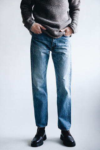 "full count clothing japan 1101 - ""Dartford"" - Washed Denim"