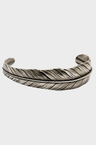 Feather Bangle Slim