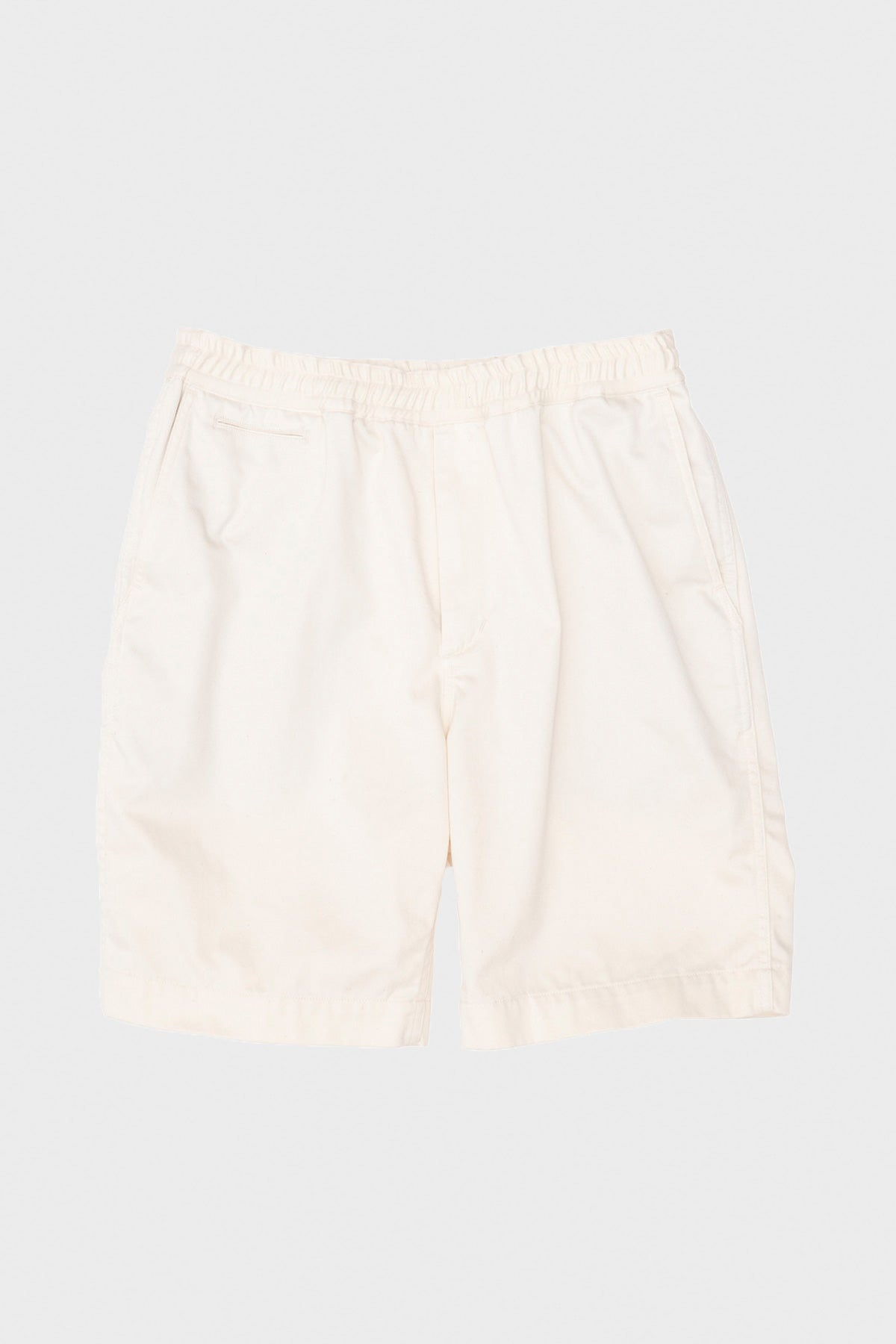 nanamica - Easy Chino Shorts - Natural - Canoe Club
