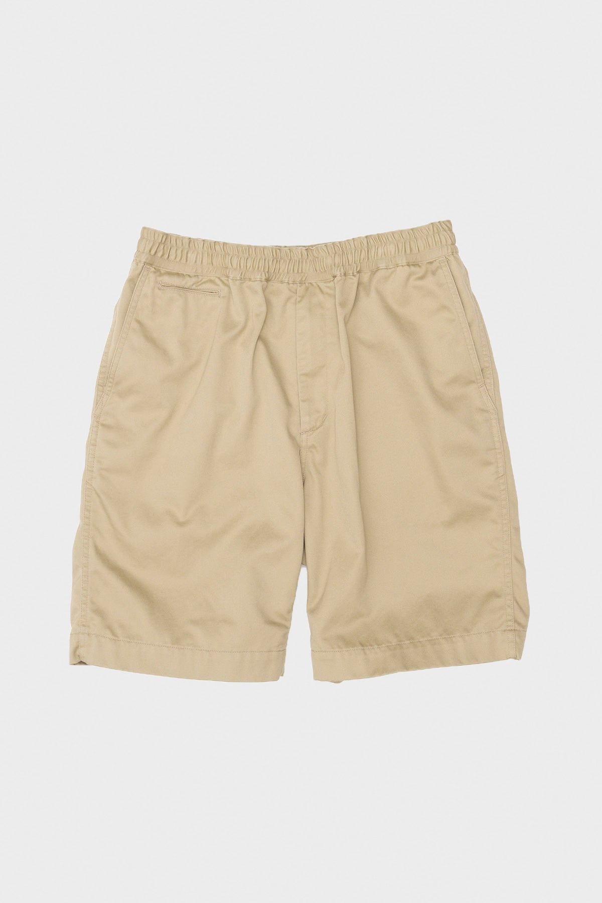 nanamica - Easy Chino Shorts - Khaki - Canoe Club