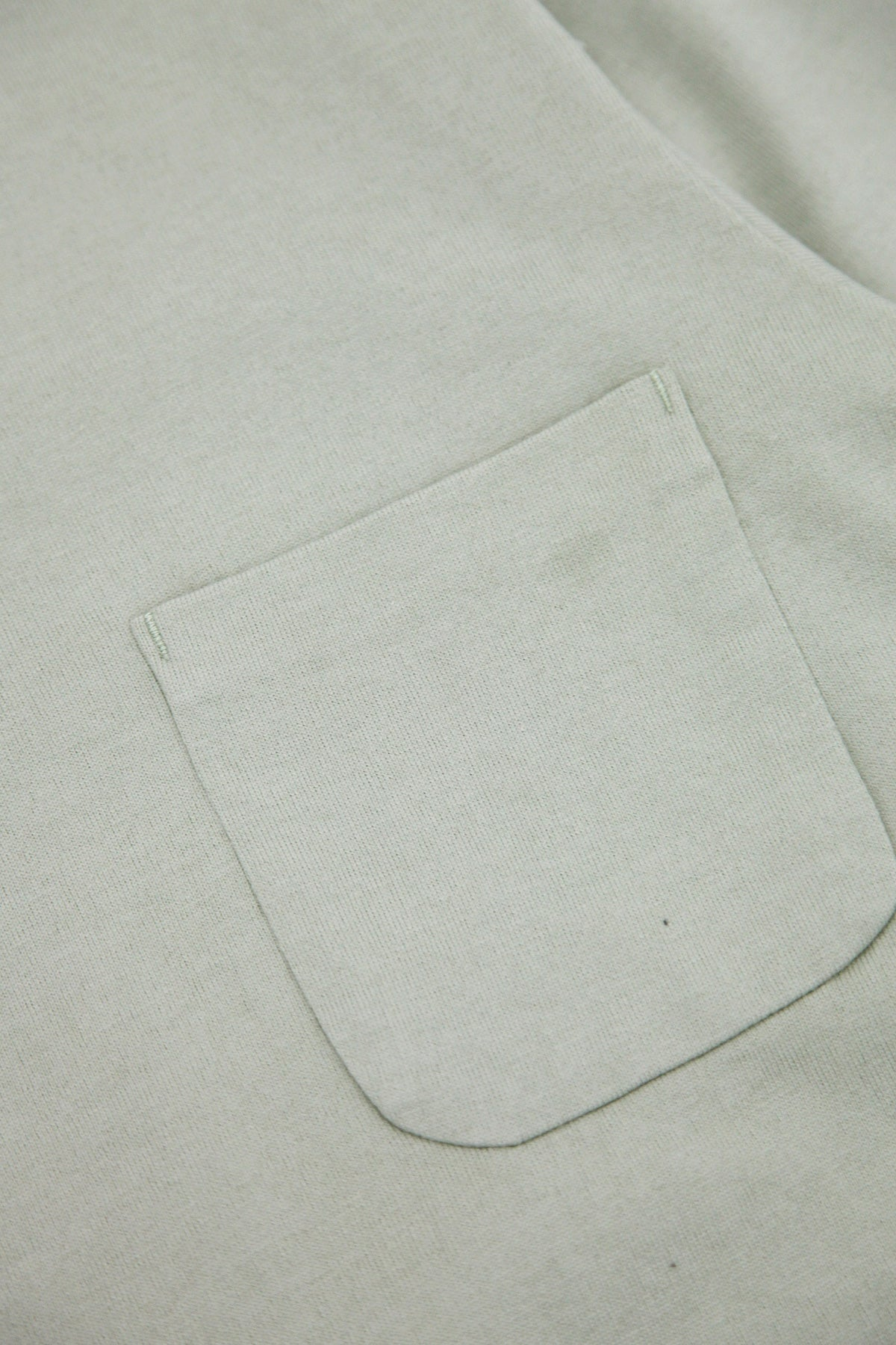 nanamica - Long Sleeve Pocket Tee - Mint - Canoe Club