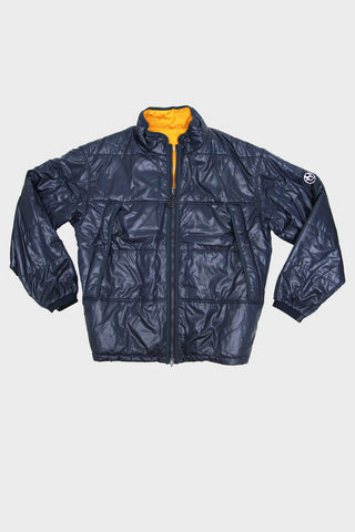 nanamica Reversible Insulation Jacket - Orange/Navy