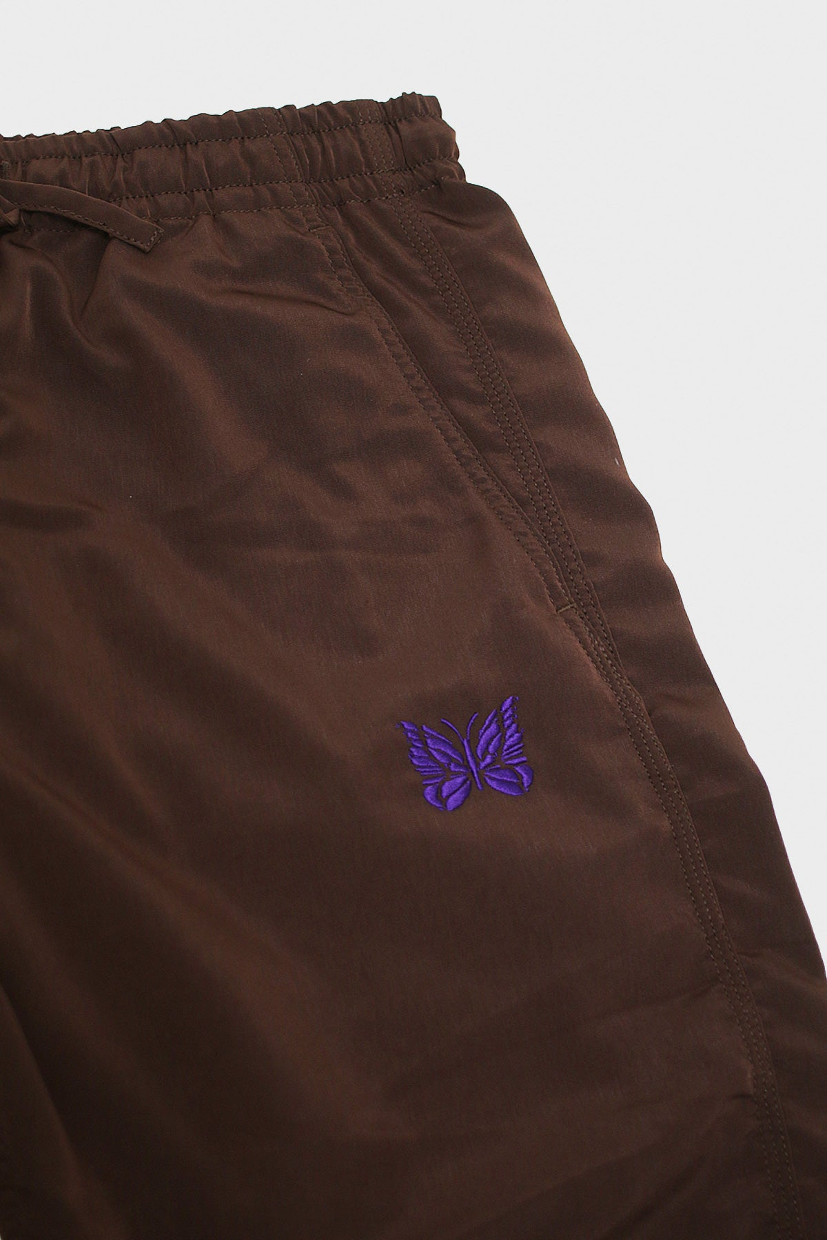 Needles - Basketball Short - Brown - Canoe Club