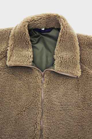 Bear Jacket - Beige