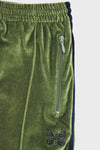 Narrow Track Pant - Green