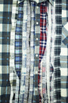 needles Ribbon Flannel Shirt - Assorted #11 - Large