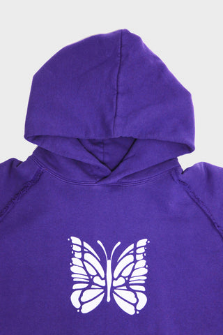 Sweat Hoody - Purple
