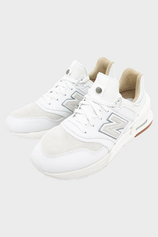 new balance 997 Sport shoes - White/Sea Salt