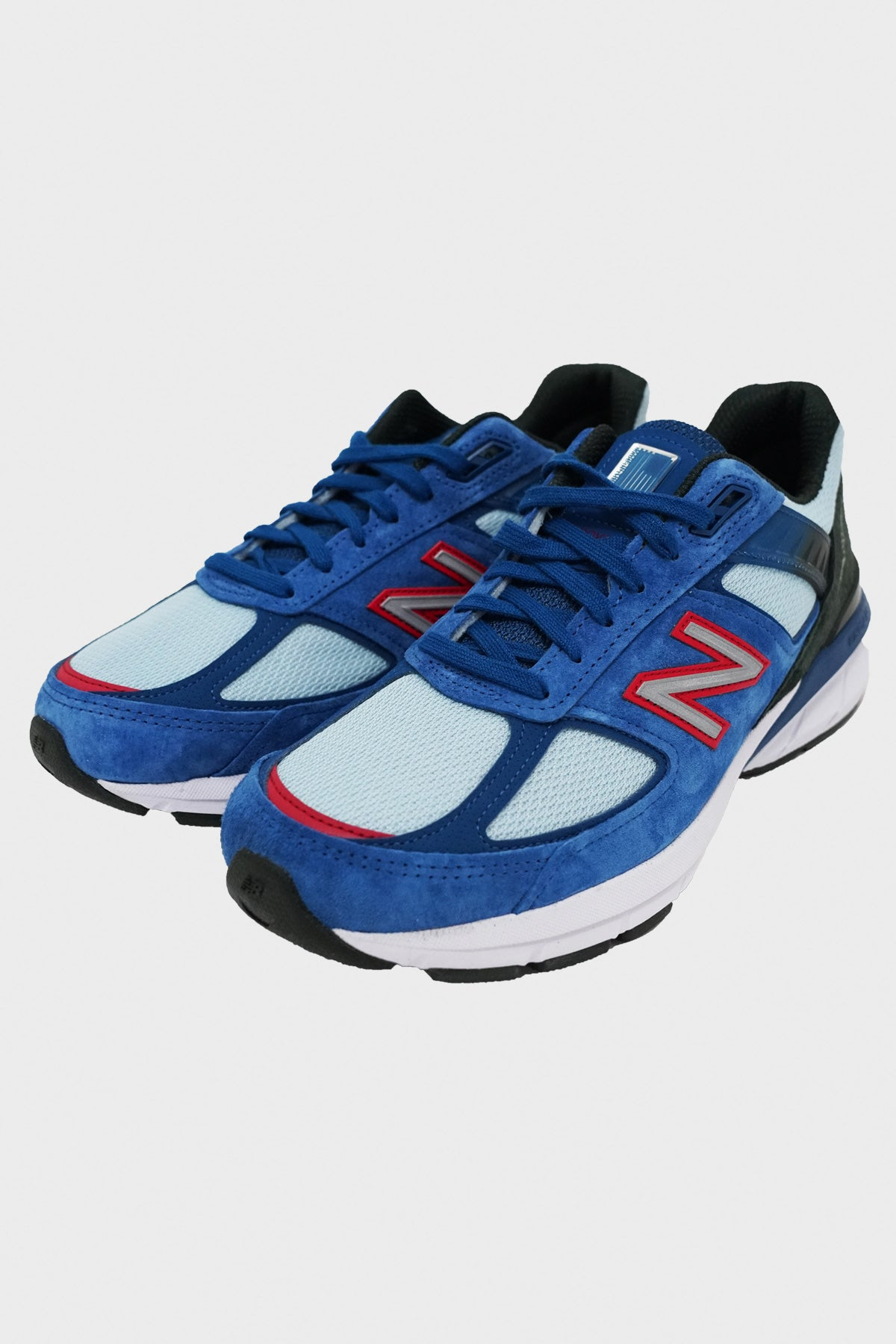 New Balance - M990 - Andromeda Blue/Team Red - Canoe Club